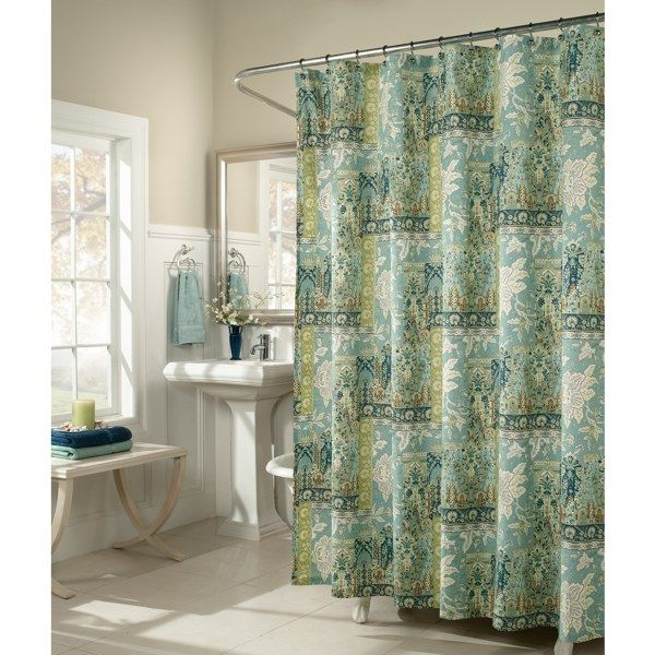 M Style Spice Trade Shower Curtain Bed Bath Beyond Unique