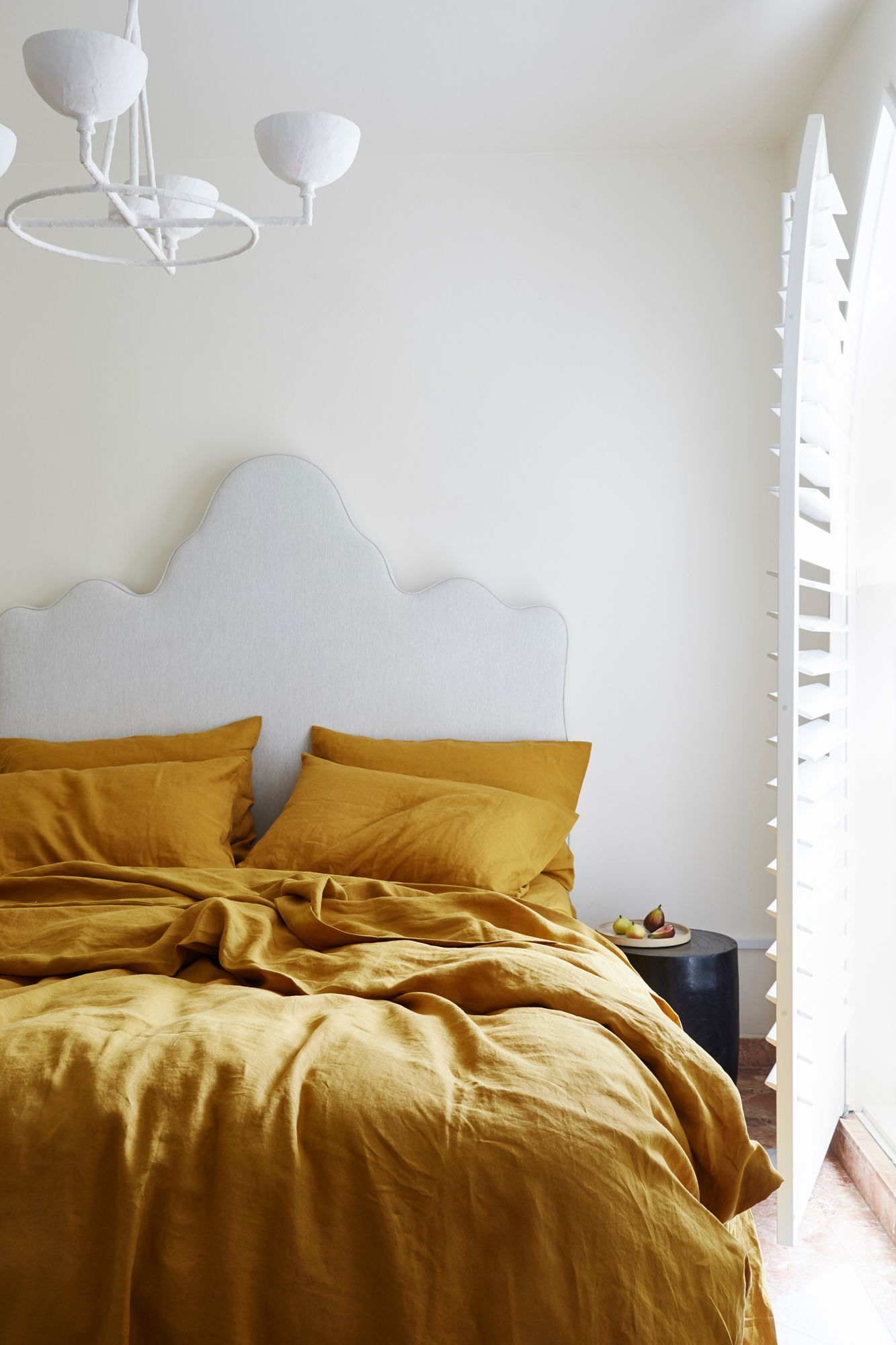 Interior designing with French Linen has never been so