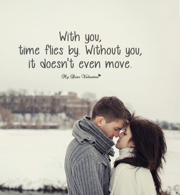 About romantic time quotes background