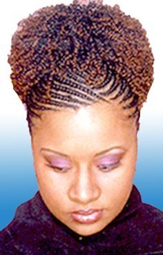 Invisible Cornrow Braids African Braids Hairstyles Natural Hair Styles Ghana Braids Hairstyles