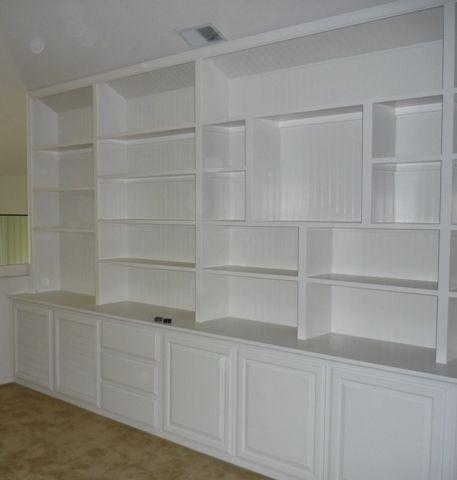 bookshelves | Home Office Bookshelves | Bookshelves ...