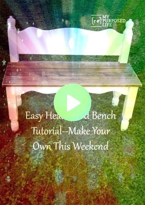 Bed Bench Easy Headboard Bench Tutorial  My Repurposed LifeTwin Bed Bench Easy Headboard Bench Tutorial  My Repurposed Life Wood Bracket 06T5  Pro Wood Market This Trestl...