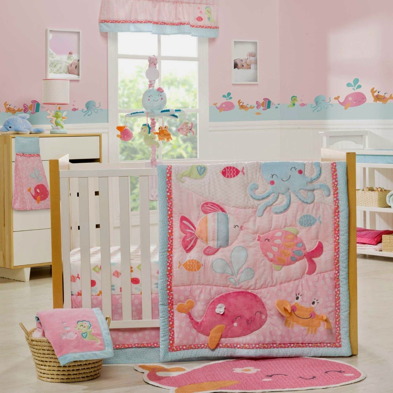 Mommy On The Money Baby Room Decorating Under Sea Nursery