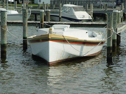Potomac River Dory Potomac River Potomac Boat Stands