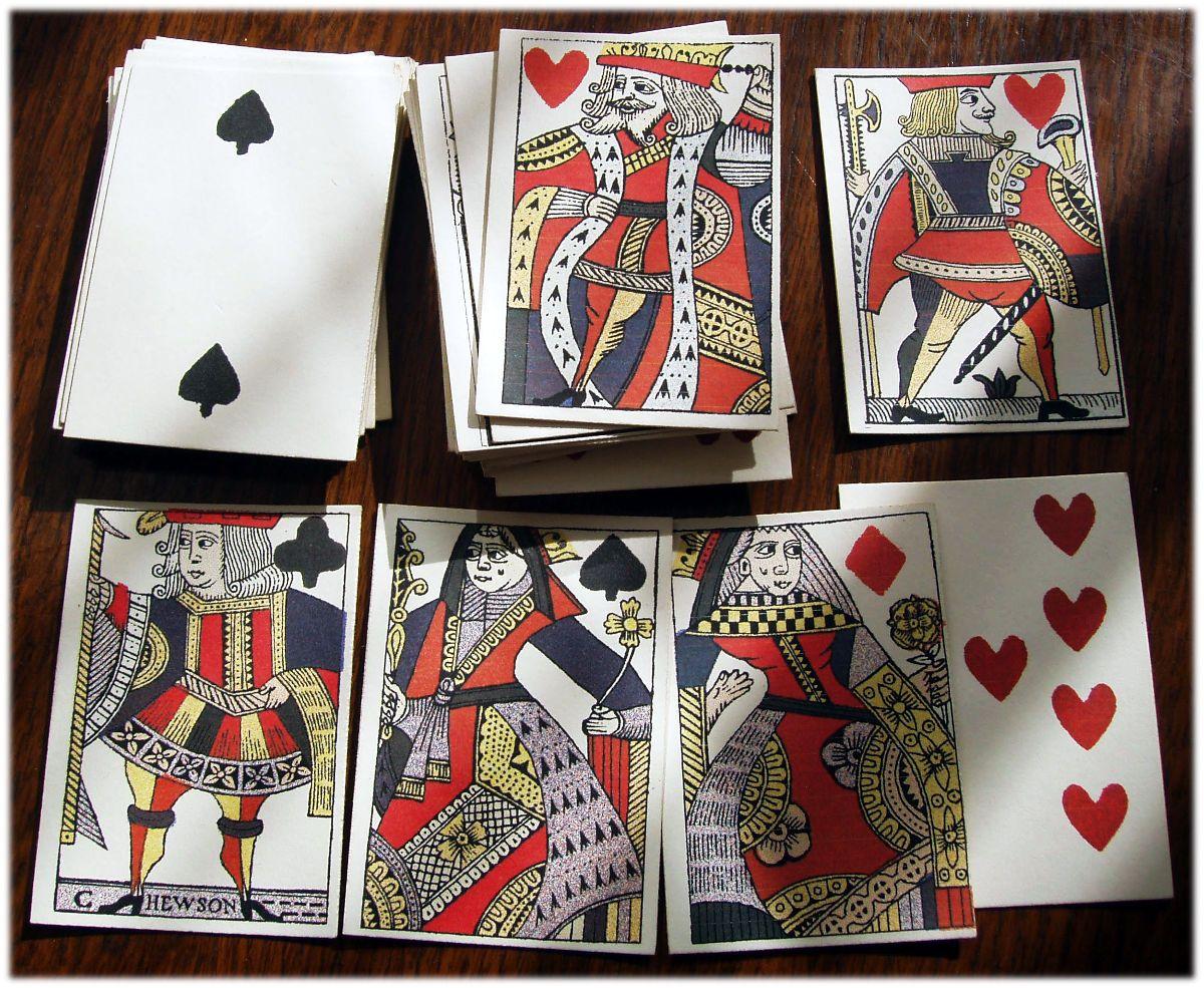 Joker Poker Classic Playing Card Game 2 Decks Austria Imported Piatnik