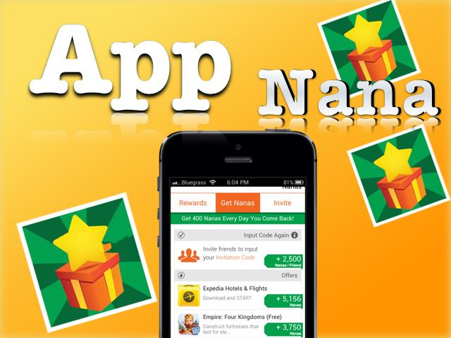 AppNana Hack Tool [Android/iOS] Hacks 2015