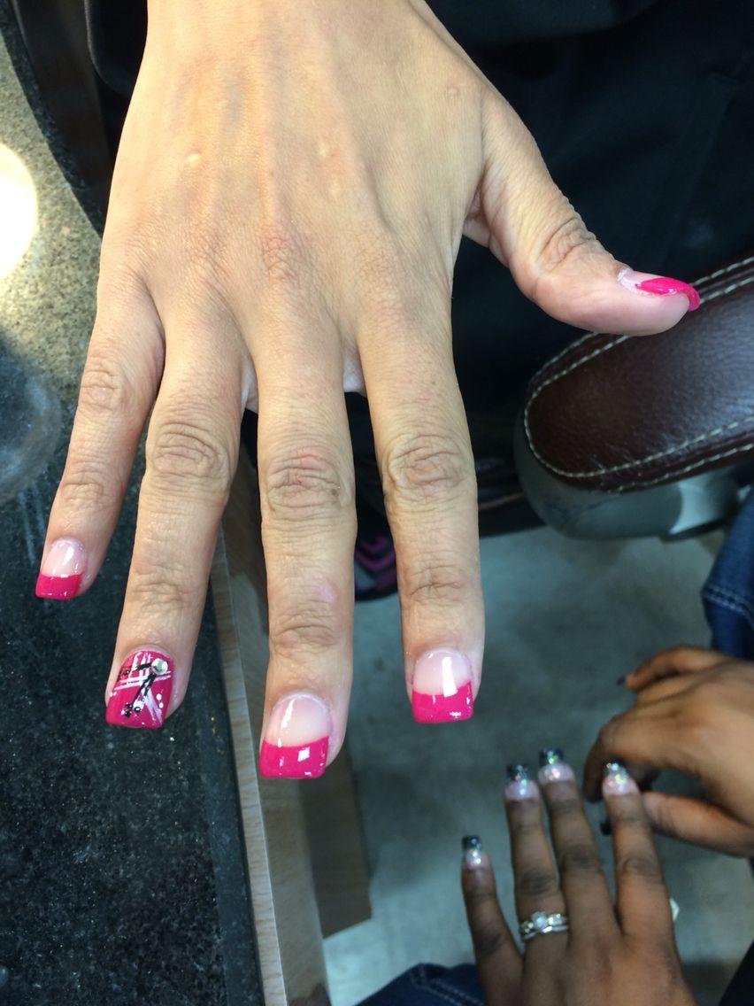 Nails done be DaVi Nails | Davi nail design inside Wal-Mart in ...