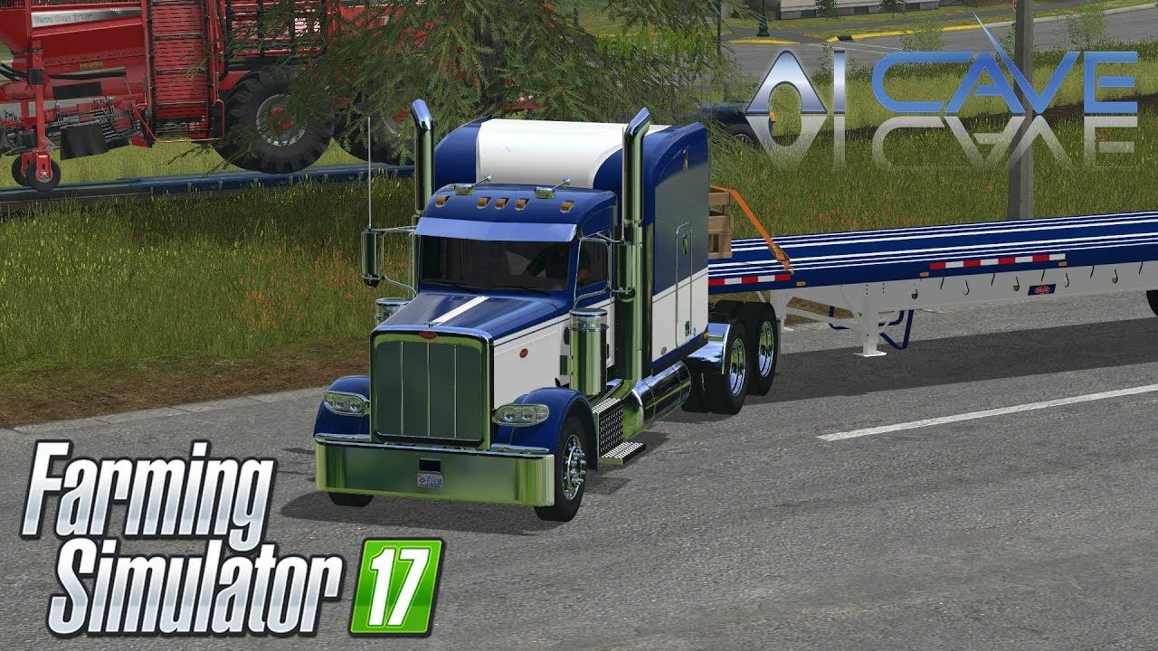 Farming simulator 2017 mods bundeswehr army truck and trailer review farming simulator 2017 mods pinterest