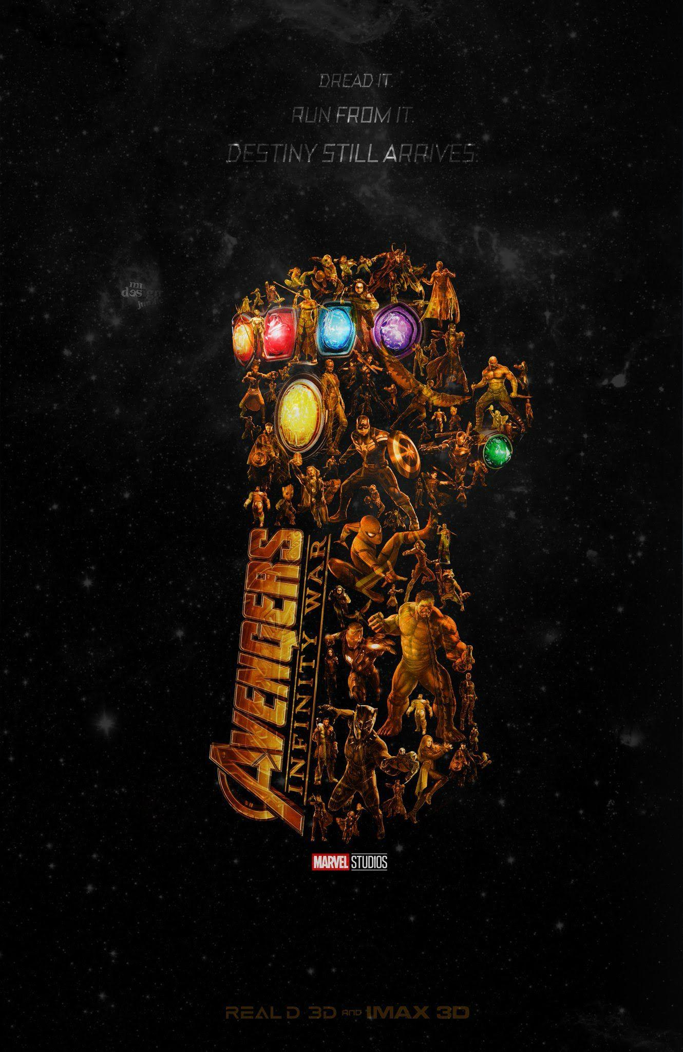 Avengers マーベル最新作 アベンジャーズ インフィニティ ウォー