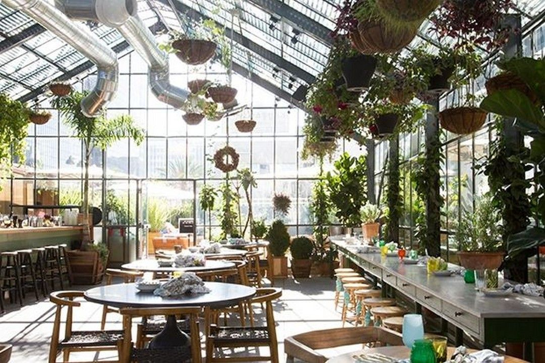 30+ STUNNING GREENHOUSE INDOOR DESIGN IDEAS FOR THE ...