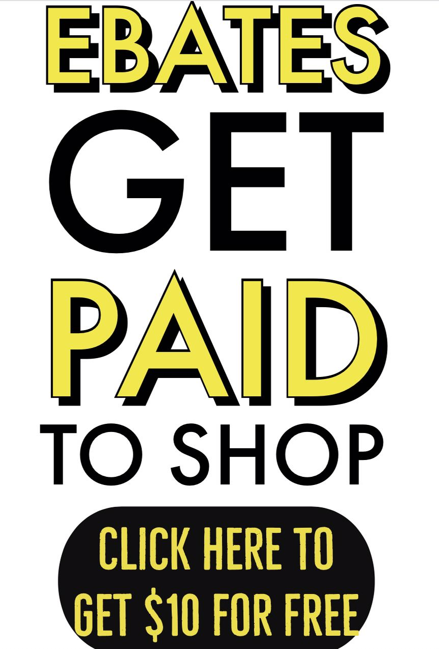 Ebates is an app that gives you Money back. It's super