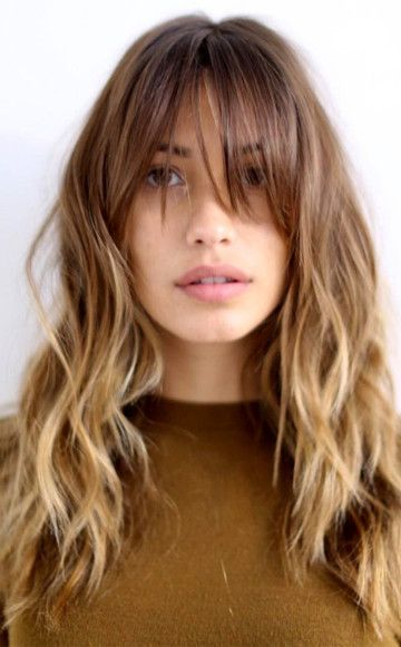 Balayage Trend Sexy Highlights Fur Jede Haarfarbe Hair Ombre