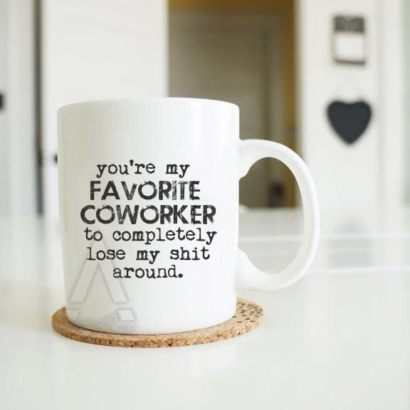 Beautiful Funny Christmas Gifts For Her Part - 4: Funny Coworker Gift, Christmas Gifts For Coworkers, Gift Basket, Gifts For  Her,