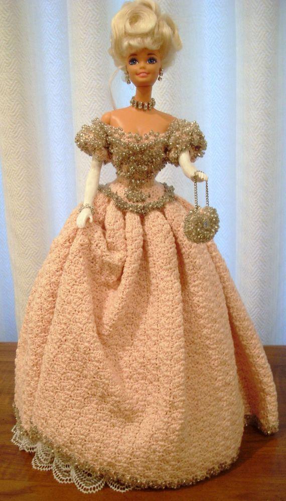 1896 COURT PRESENTATION GOWN (P050) | Barbie | Pinterest | Kleidung ...