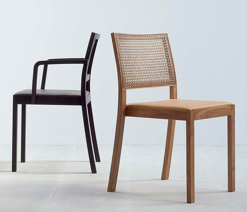 Wharfside Furniture ST3N Gritsch dining chair designed by