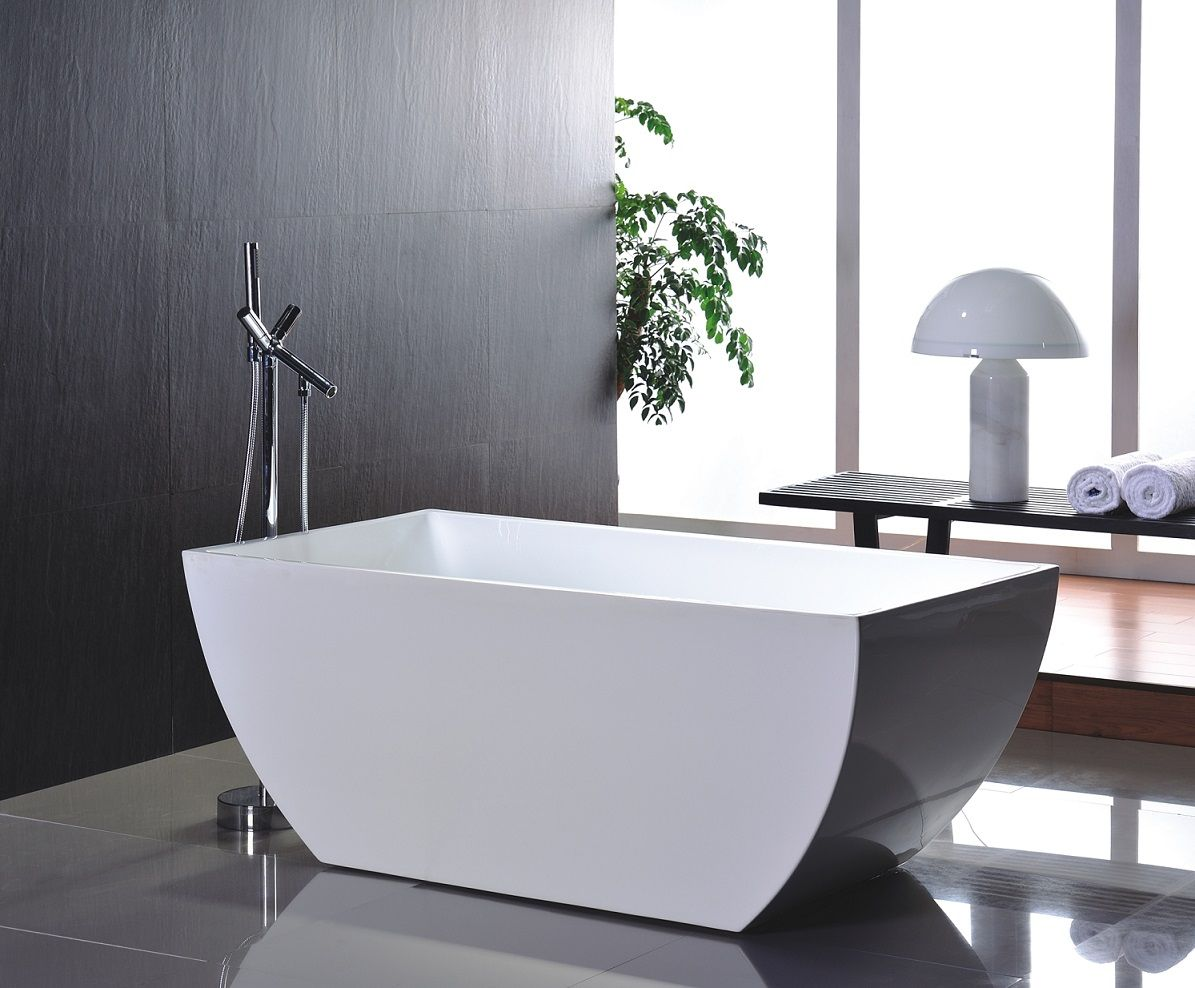 halifax 59 free standing bath tub home decor store toronto and gta