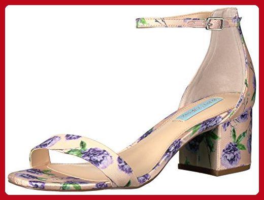 ab6a516e21d Blue by Betsey Johnson Women s Sb-Jayce Dress Sandal
