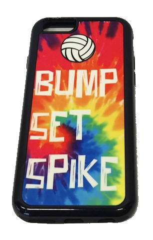 Bay Six Iphone 6 Volleyball Bump Set Spike Case From Aries Apparel