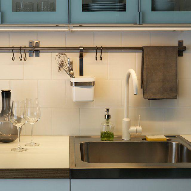 5 solutions pour éclairer son plan de travail Kitchens