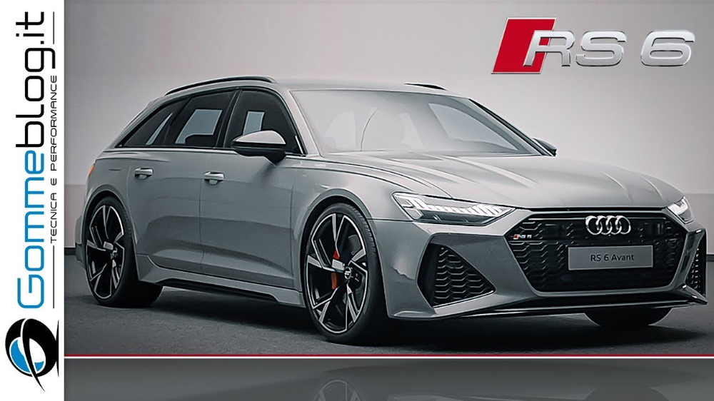 2020 Audi Rs6 Tech Features 2019 Hyper Wagon Youtube Audi Rs6 High Performance Cars Audi