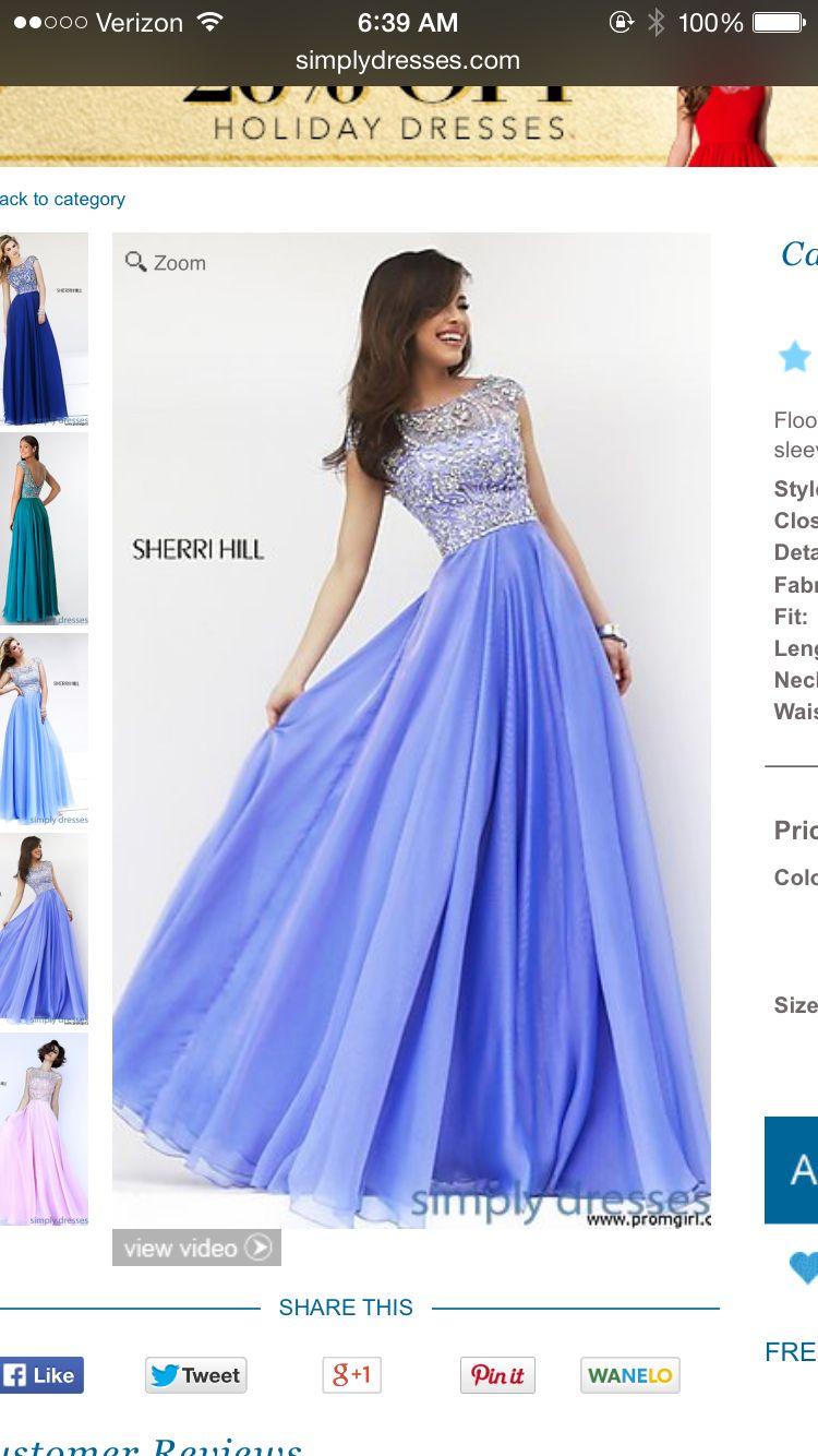 Definitely think i want light purple deb dresses pinterest