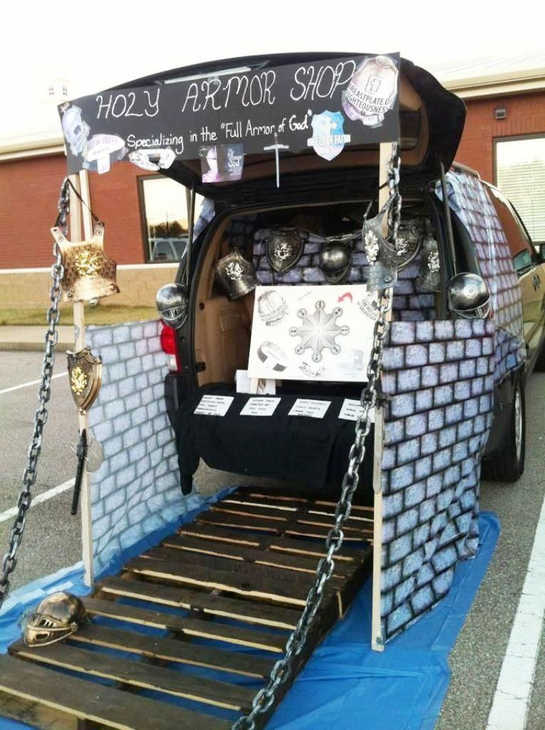 trunk or treat car decor ideas Back to Post Wedding Trunk or - halloween decorated cars