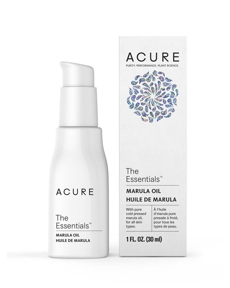 ACURE The Essentials Wildcrafted Facial Marula Oil