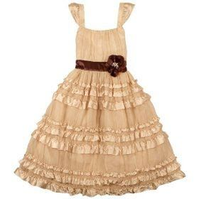 Western Flower Dress