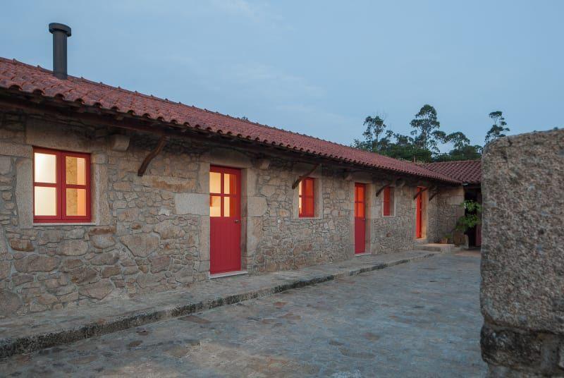 Pedro de Azambuja Varela, José Campos · House in Rio Mau arq