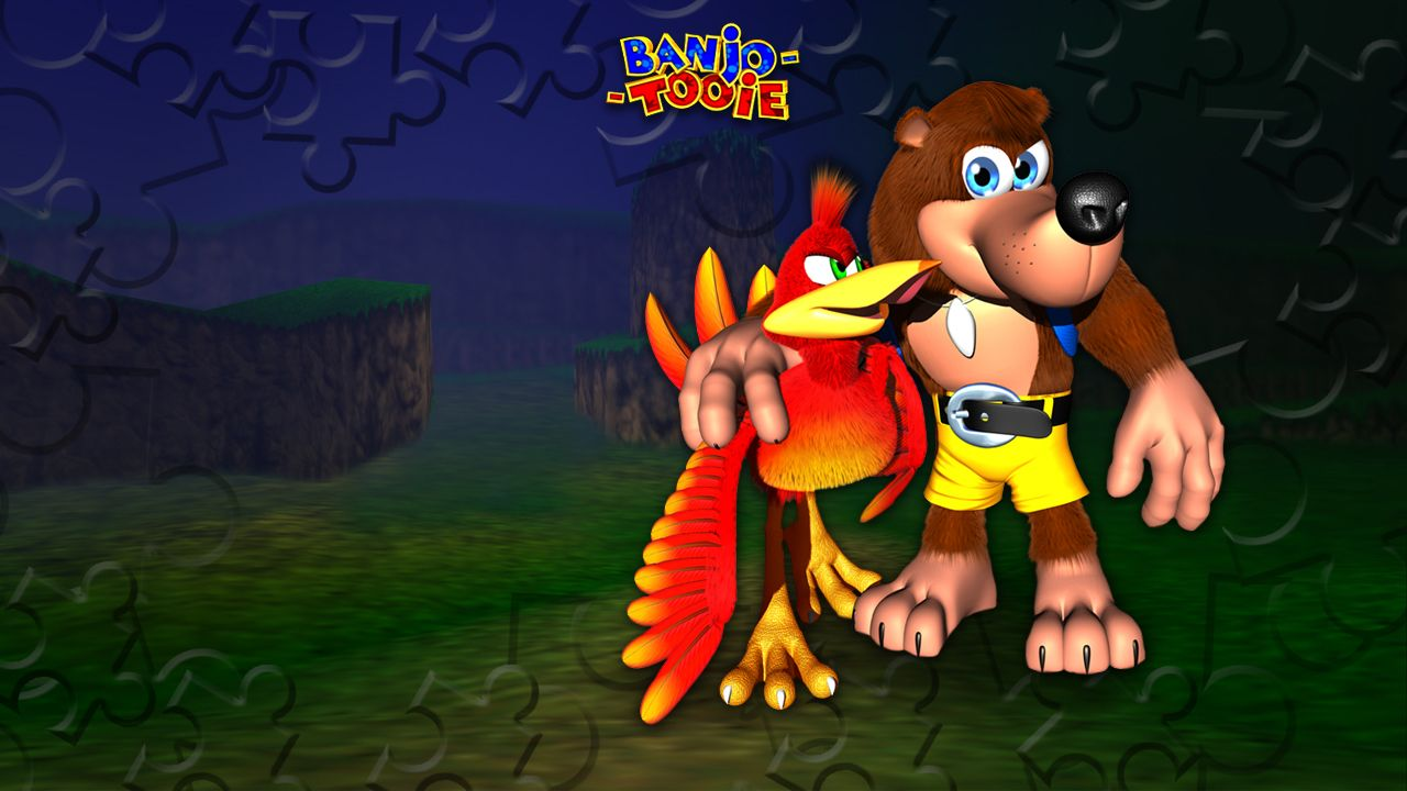 Banjo Kazooie Wallpapers Hd Nuts And Bolts And Nintendo 64