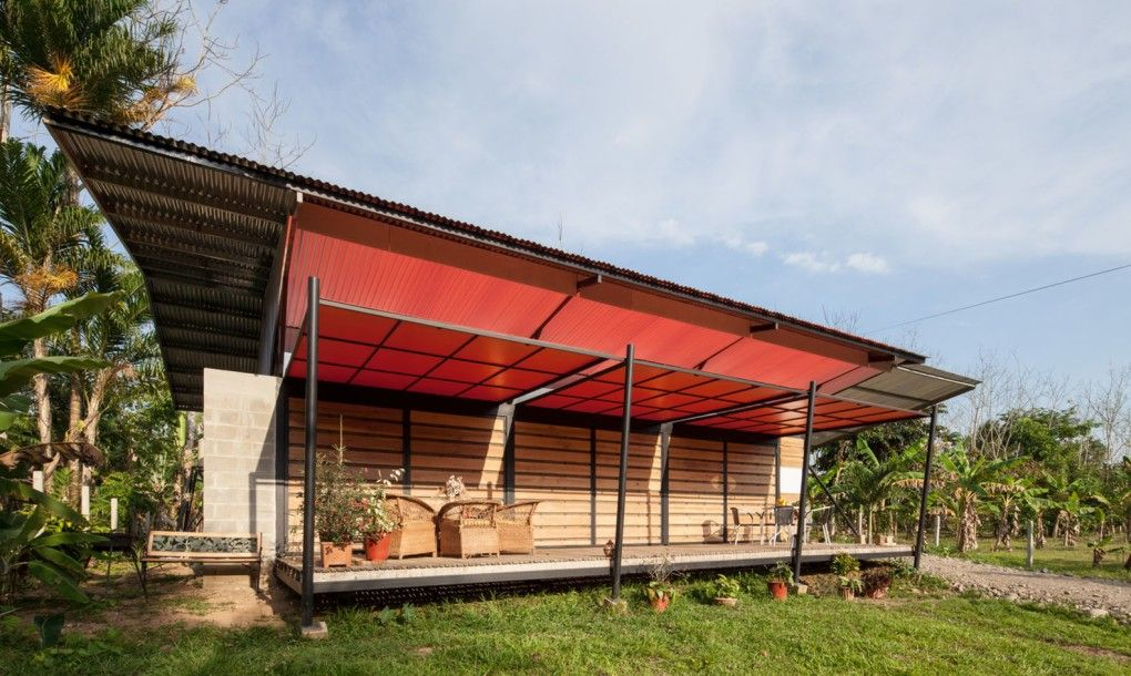 Tiny House V is a charming retreat in Costa Rica inspired