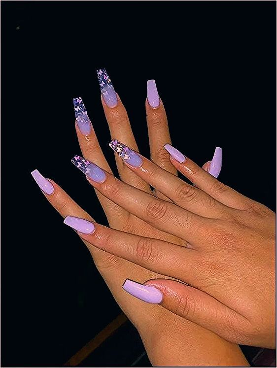Photo of 60 Gorgeous Coffin Acrylic Nails You Will Like