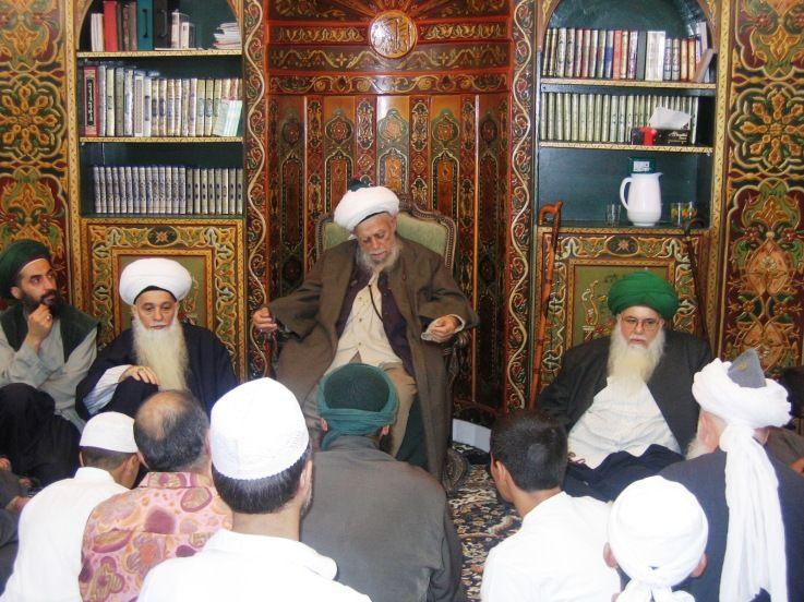 Qibla of Souls in Damascus Maqam