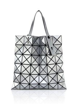 BAO BAO ISSEY MIYAKE Lucent Basic Tote.  baobaoisseymiyake  bags  hand bags   polyester  nylon  tote  lining   7e16481d9af76