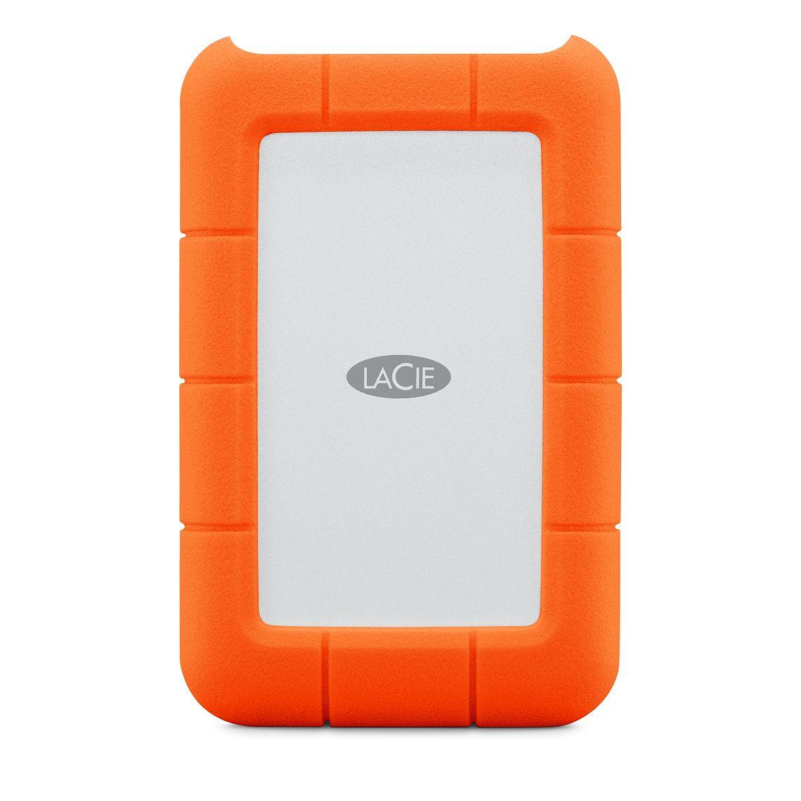 Lacie 2tb Rugged Thunderbolt Usb C Portable Hard Drive Apple In 2020 Portable External Hard Drive Usb Latest Macbook Pro