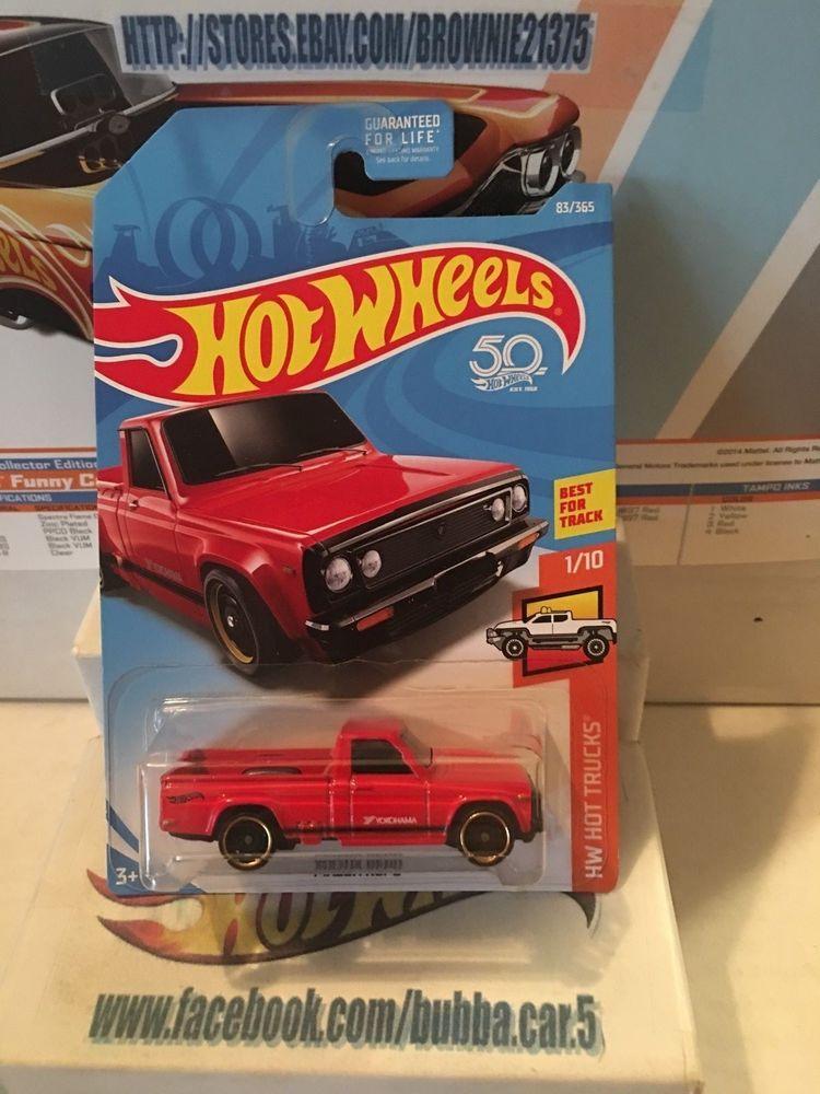 Hot Wheels Mazda Repu 2018 Hot Trucks 1//10 Red VHTF!!!