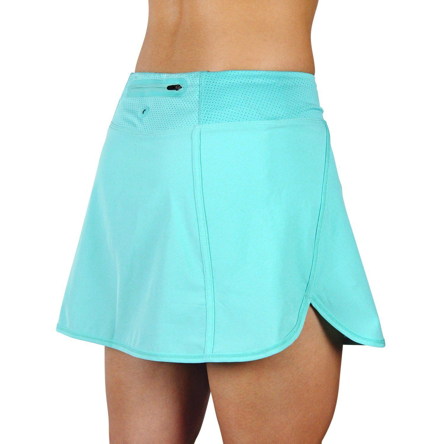 Athletic Skort with Pockets for Tennis
