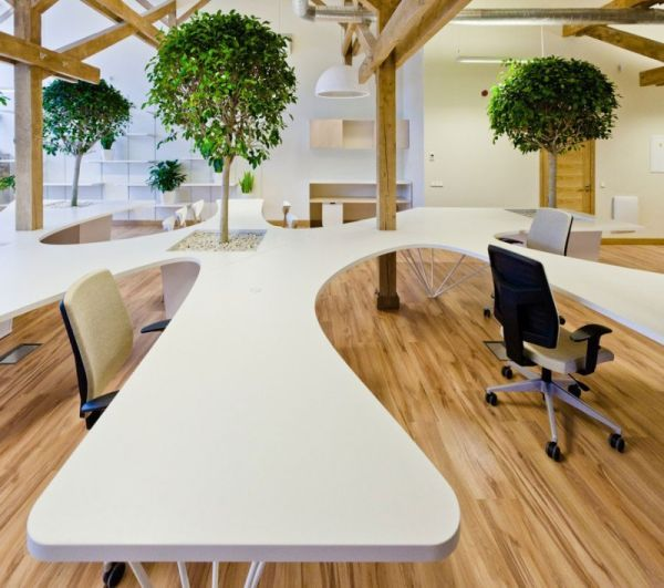 10 Amazing Offices Design Around the World