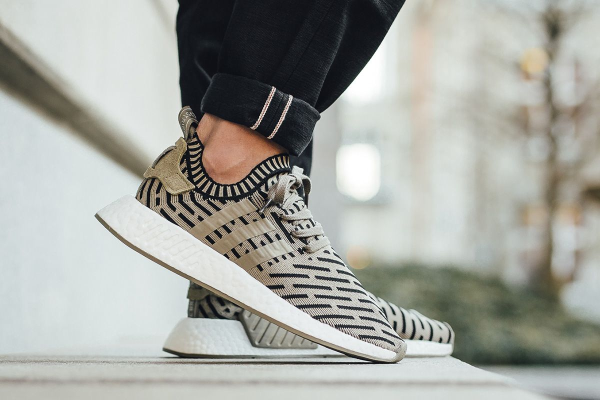 51e5b1d89 On-Foot  adidas NMD R2 Primeknit - EU Kicks Sneaker Magazine