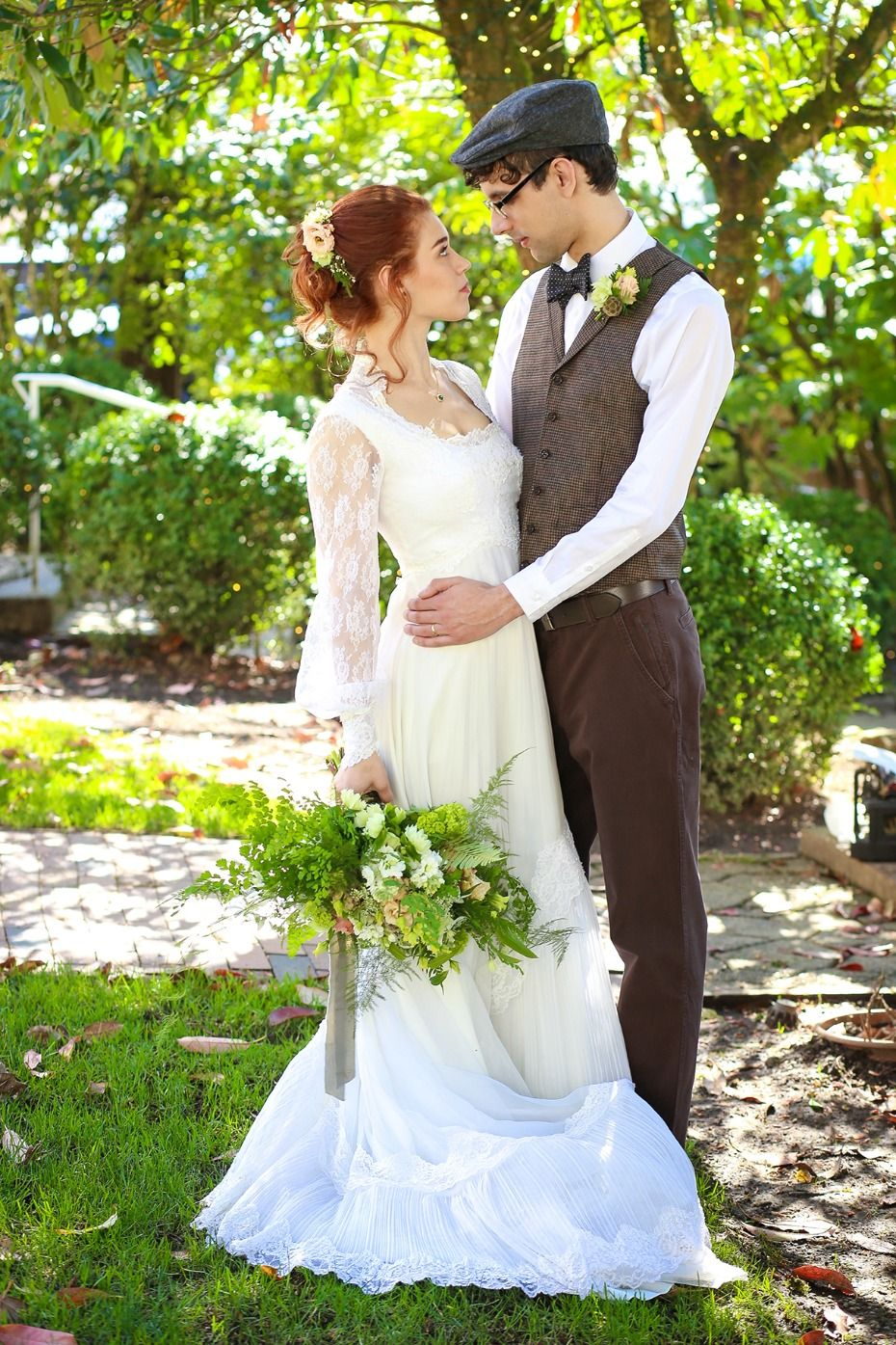 Anne of green gables wedding dress  Classic Vintage Wedding Ideas Inspired by Anne of Green Gables