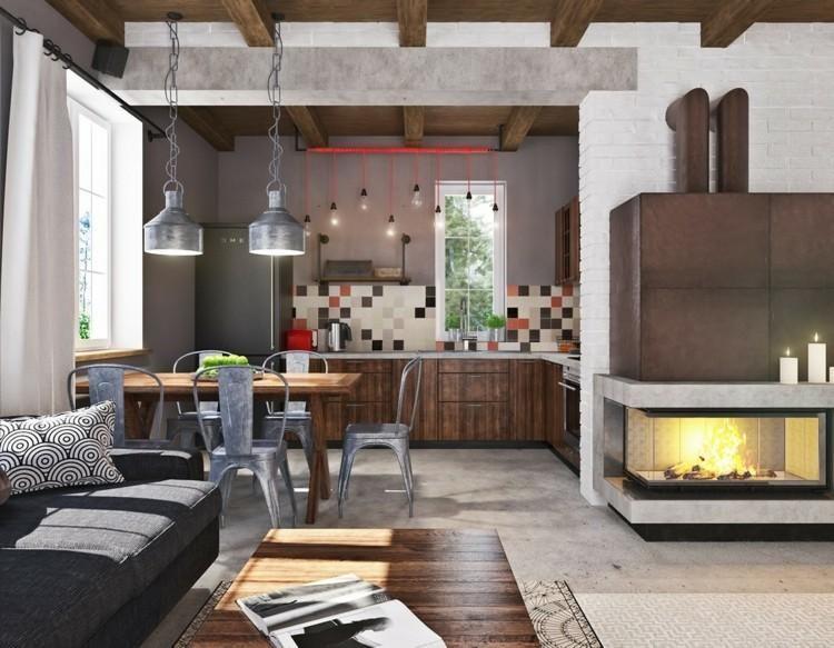 Böden moderne und exklusive Designs für den Innenbereich Interior