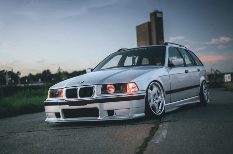 Bmw 3 Series Estate With Images Bmw E36 Touring Bmw E36 Touring