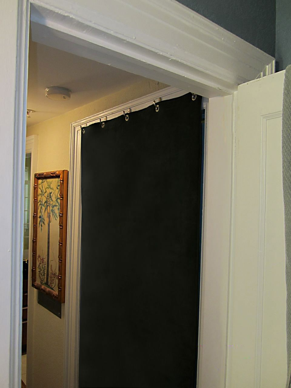 The Acoustidoor Soundproofing Door Cover Residential Acoustics Sound Proofing Door Sound Proofing Home