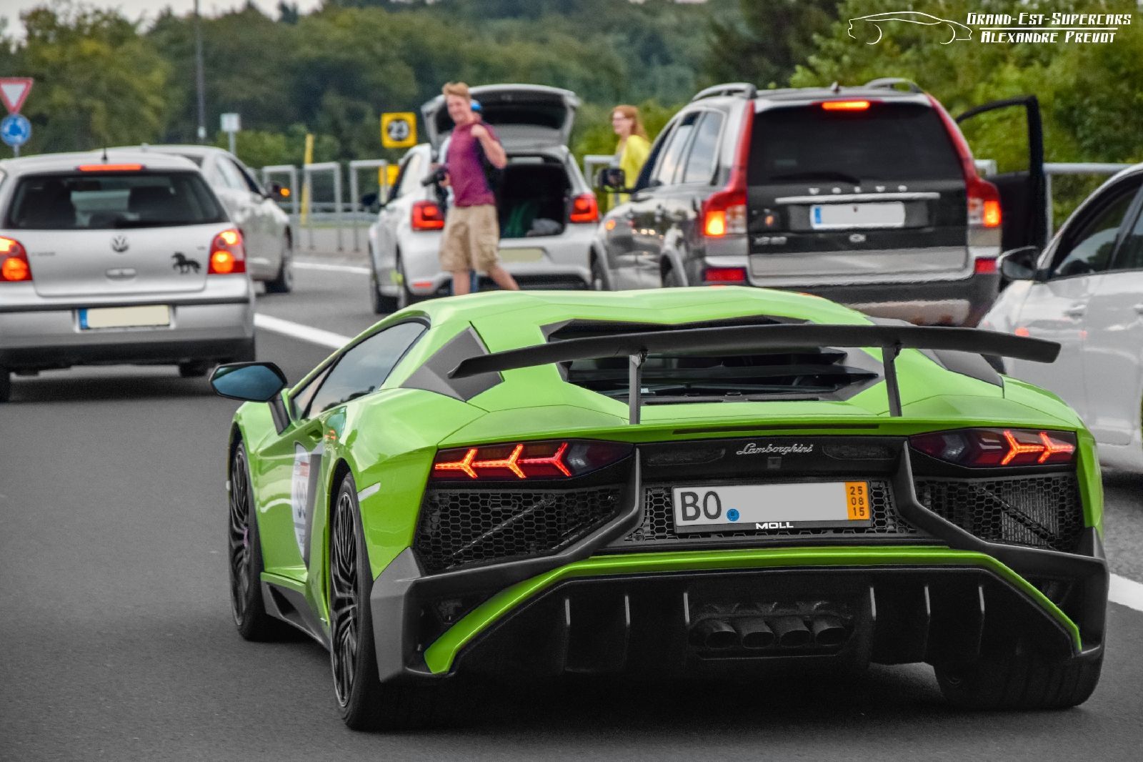 Lamborghini Superveloce 2015 The Sportiest Fastest And Most Emotional Lamborghini Bmw Series Bmw