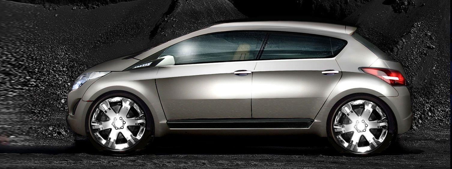 Peugeot 208 Design Sketch Car Body Design Design Peugeot Design Process