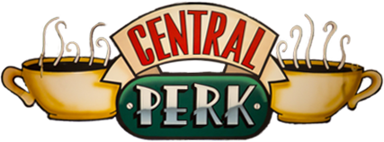 central perk logo Google Search Papel de parede do