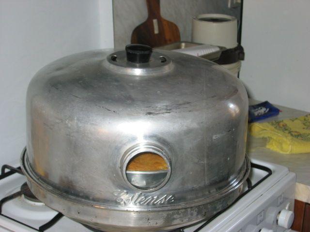 Immagine estense istruzioni fornetto versilia for Cucinare anni 60