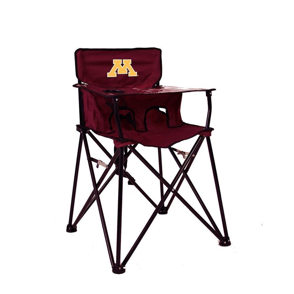 Minnesota Golden Gophers Ncaa Ultimate Travel Child High Chair