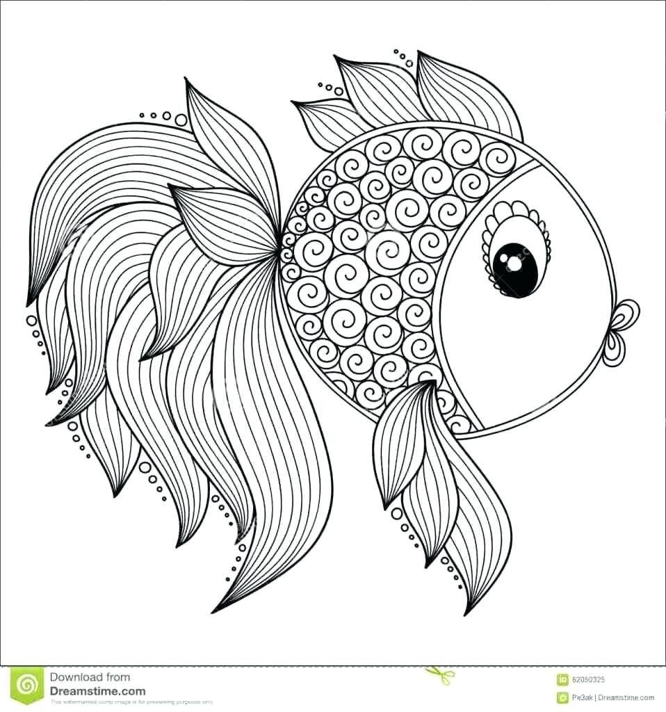 Printable Fish Coloring Pages Unique Collection Pout Pout Fish Coloring Page Cartoon Coloring Pages Animal Coloring Pages Pattern Coloring Pages