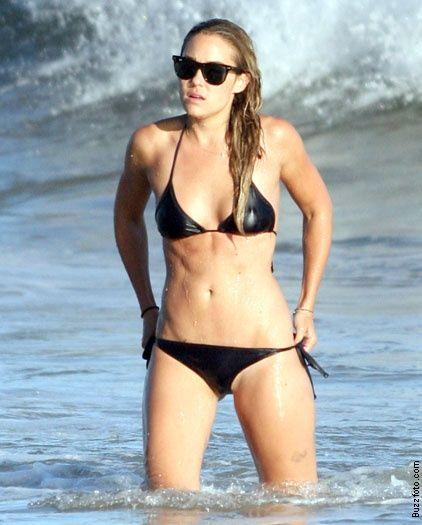 Lauren Conrad Bikini  LAUREN CONRAD  BLACK BIKINI